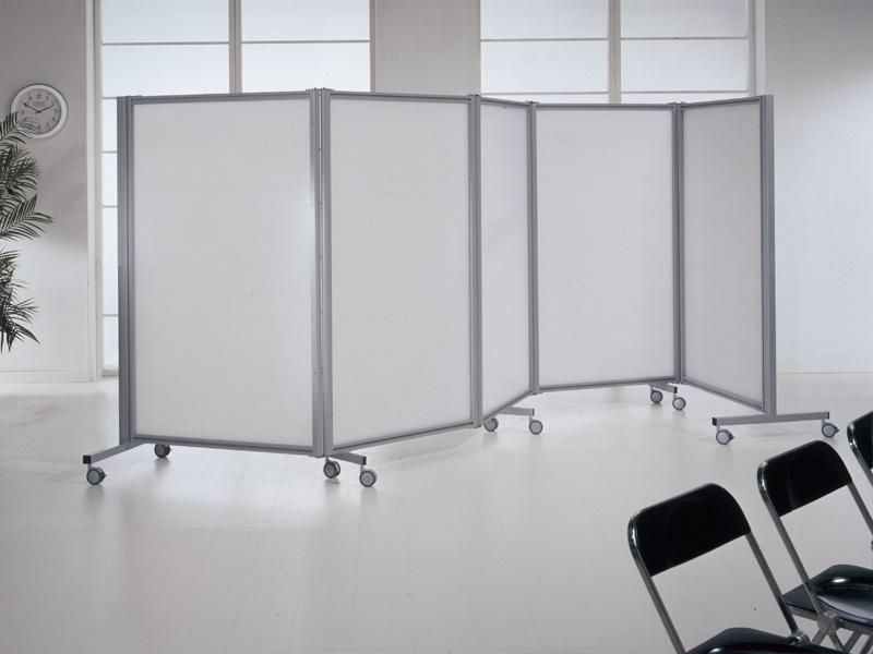 Ala roller pannelli divisori pareti mobili separ su for Divisori ambienti ikea