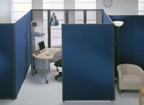 Linea clipper pannelli divisori pareti mobili separ for Divisori mobili per ufficio