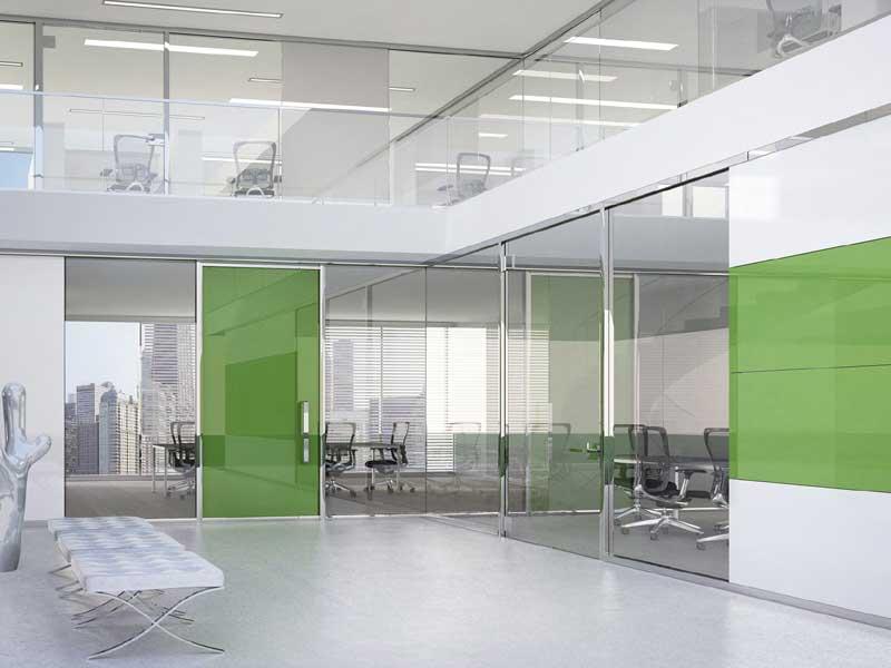 Interesting linea ca pannelli divisori pareti mobili separ su with separ ufficio - Separe per ufficio ikea ...
