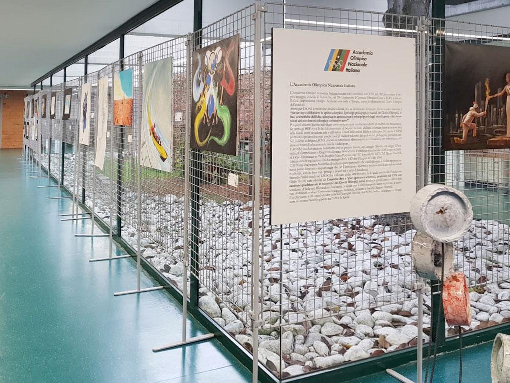 Linea EXPO\' - Pannelli divisori, pareti mobili, separè su ruote ...