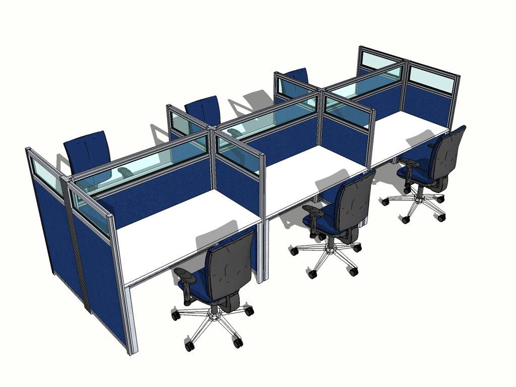Case esterno color tortora for Pannelli divisori per ufficio
