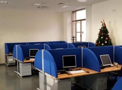 """Linea ZIPSOUND 02 """"desk"""" - Pannelli divisori, pareti mobili ..."""