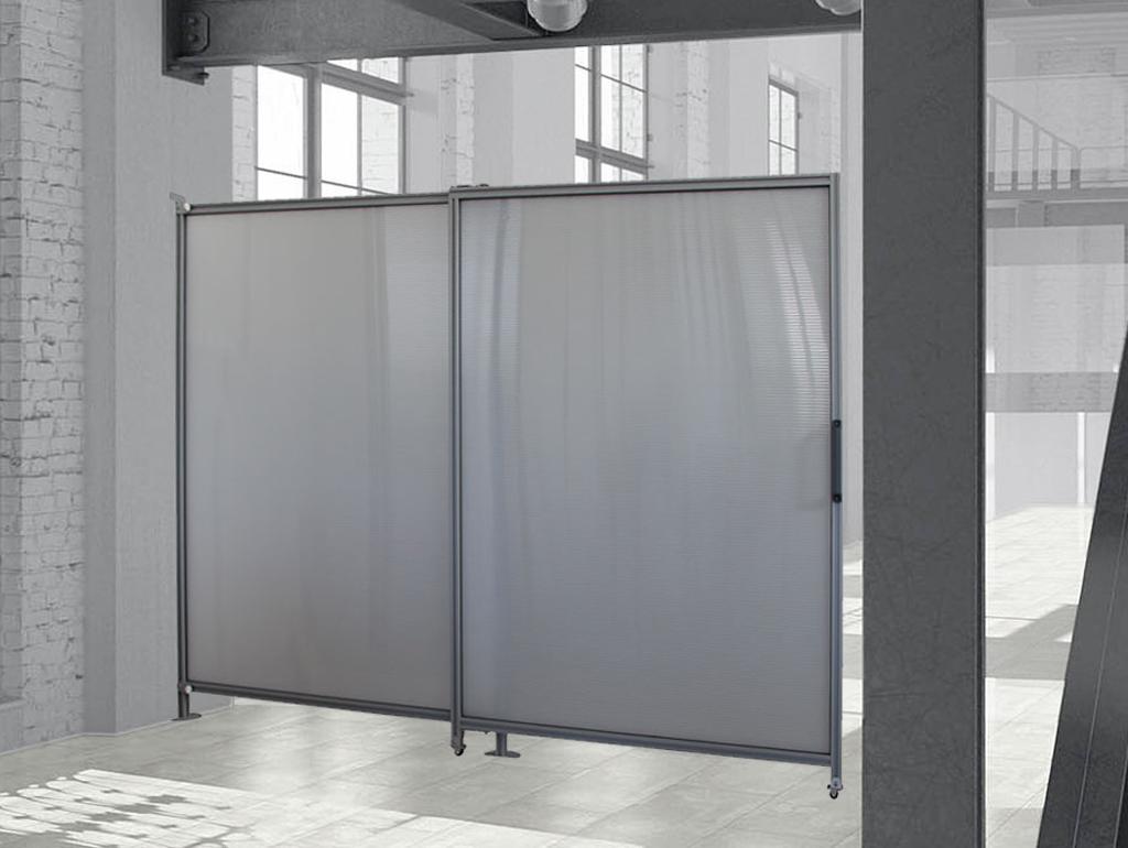 Tavoli pieghevoli terrazzo for Divisori mobili per ufficio