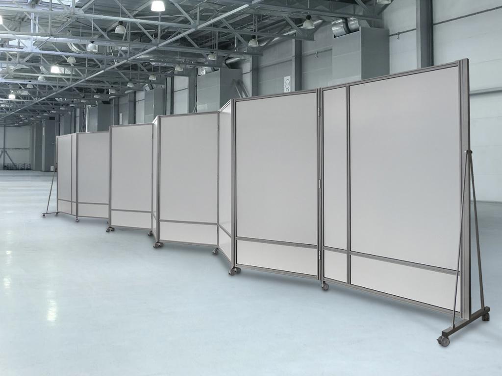 Macro zig zag pannelli divisori pareti mobili separ - Pannelli fonoassorbenti per interni ...