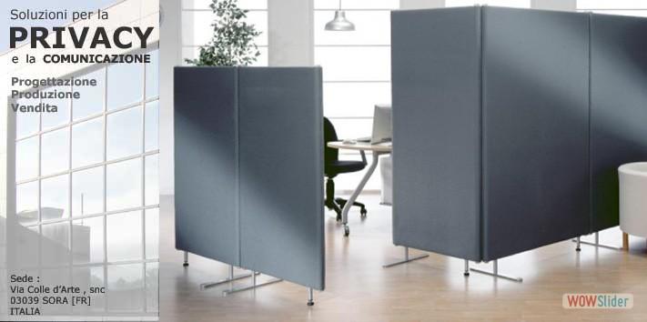 Categorie prodotti pannelli divisori pareti mobili for Pannelli divisori per ufficio